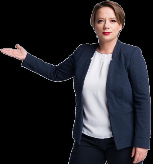Trener sprzedaży Agnieszka Śmiejka - Szkoła Profesjonalnej Sprzedaży